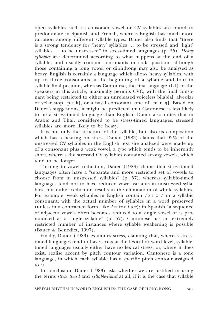 """english speech about big world and In-depth description in the context of effective speech, """"standard american"""" refers to a single standard, devoid of regional influences few people in the us grow up speaking standard american english dialect geography plays a major role in the way people speak."""