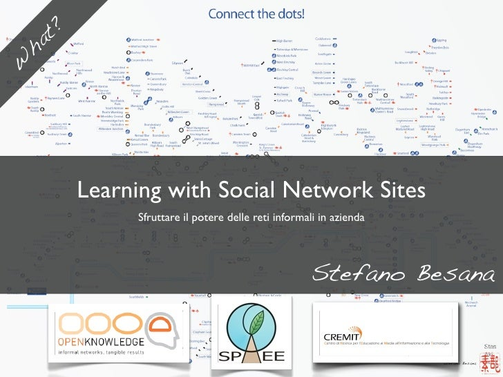 t? ha W            Learning with Social Network Sites             Sfruttare il potere delle reti informali in azienda     ...