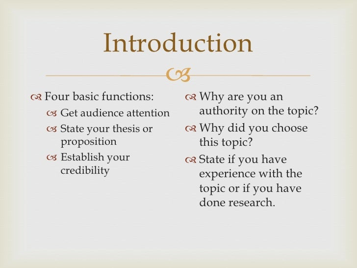 writing introduction and conclusion