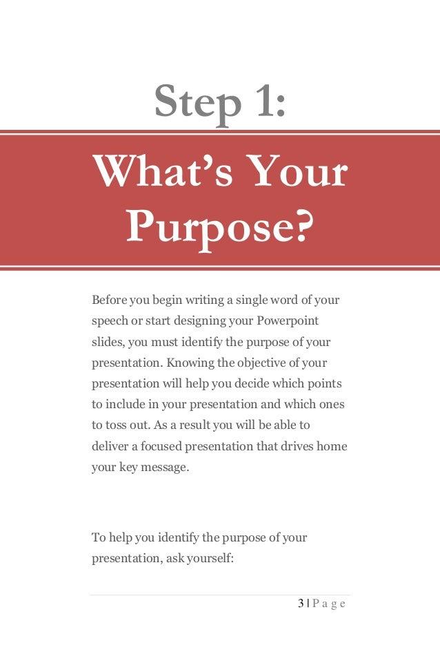 Speech Writing - How to Write a Persuasive Speech Quickly