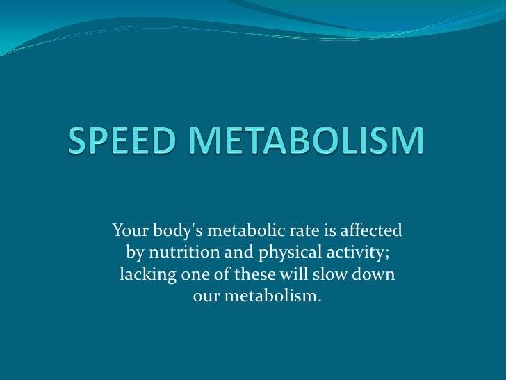 Complete Strategies To Speeding Up My Metabolism - How Do You Speed U…