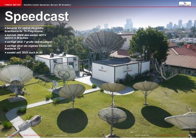 214 215TELE-audiovision International — The World's Largest Digital TV Trade Magazine — 09-10/2013 — www.TELE-audiovision....