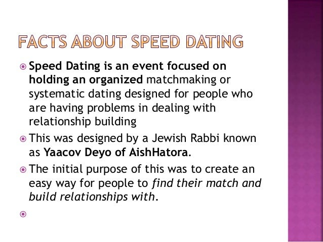 One off charity speed dating, the ways you find adult.