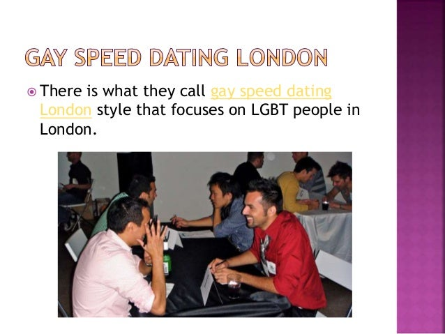 gay speed dating stl