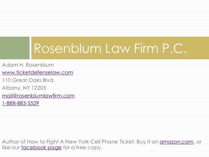 Speeding Ticket Ny >> New York Speeding Ticket Information