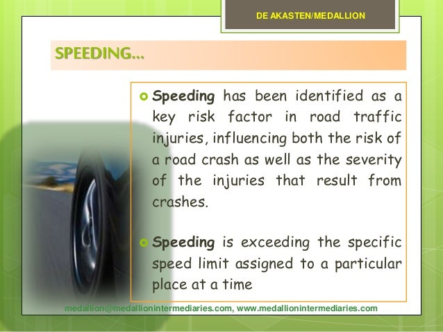 SPEED LIMITER: A Road Safety Solution