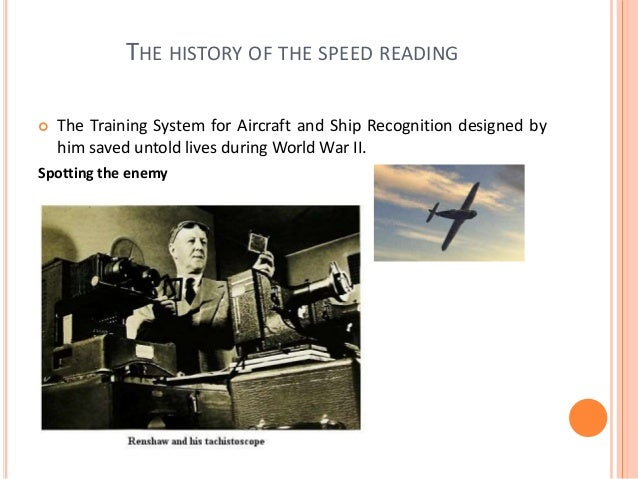 TERMS OF SPEED READING  Effective training exercises use proven speed reading techniques to eliminate nasty reading habit...