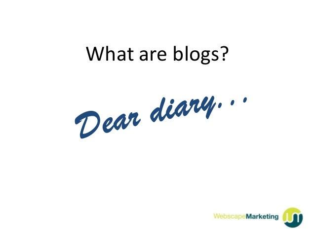Benefits of Blogger Outreach Slide 2