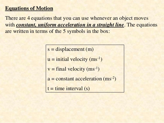 All Worksheets Velocity And Displacement With Constant – Speed Velocity Acceleration Worksheet