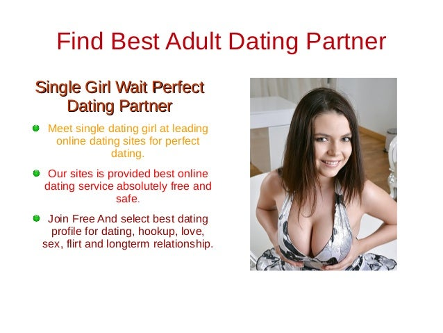 Free sites to find sex partners