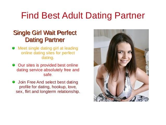 Online dating service sex