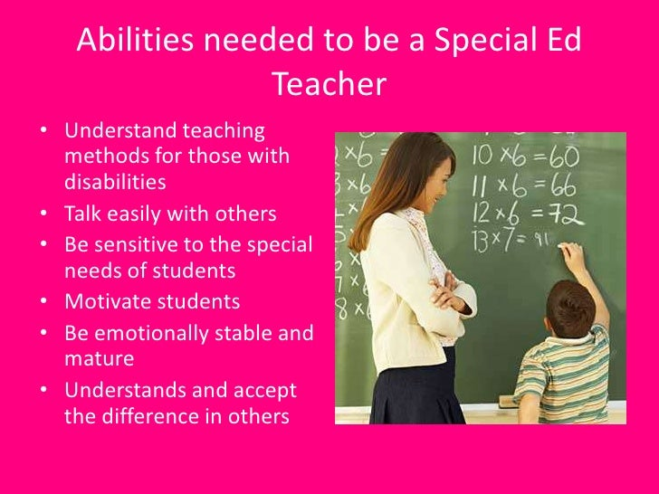 strategies for teaching students with disabilities
