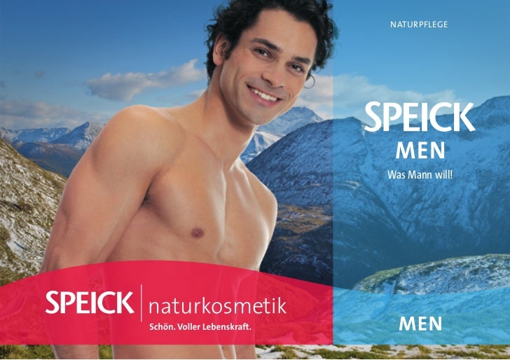 NaturpflegeWas Mann will!