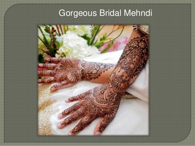 Gorgeous Bridal Mehndi Designs : Spellbinding karva chauth mehndi designs