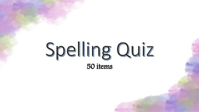 50 items