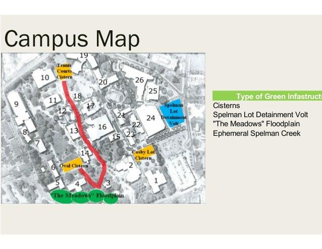 Spelman College Green Infrastructure Conceptual Plan