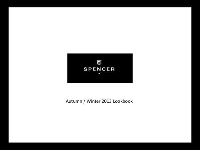 Autumn Winter 2013Autumn / Winter 2013 Lookbook