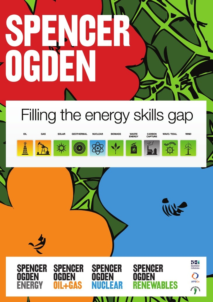 The Energy Recruiter  Spencer Ogden is a new, innovative, and             As the energy sector is currently undergoing fas...