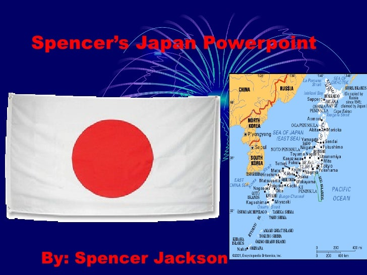 Spencer's Japan Powerpoint By: Spencer Jackson