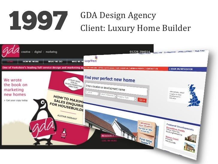 GDA Design AgencyClient: Luxury Home Builder