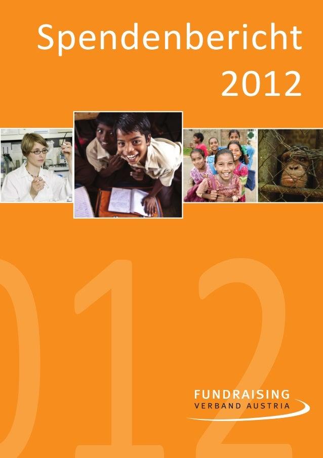 Spendenbericht            1                              2012012spendenbericht_2012.indd 1        03.12.2012 16:29:11
