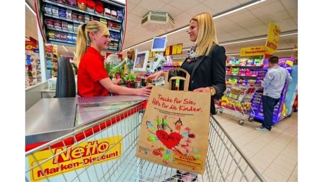 """Netto Marken-Discount sammelt Spenden für """"RTL – Wir helfen Kindern"""""""
