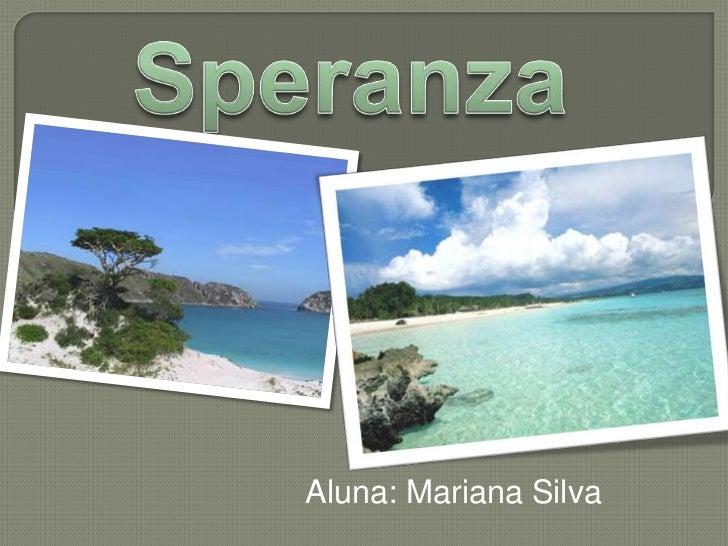 Aluna: Mariana Silva