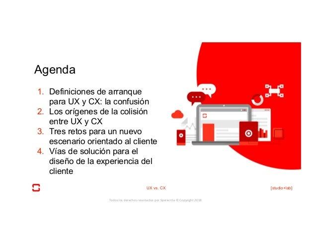 User Experience Designer o Customer Experience Designer:  ¿Y ahora que !@#$!& le pongo a mis tarjetas de presentación? Slide 2