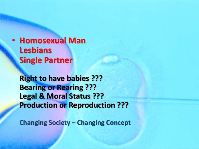 Moral issues on sperm banking