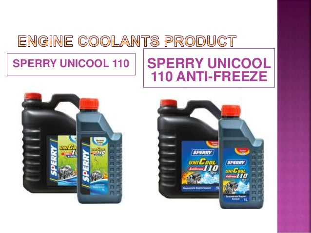 Sperry lubricant oil dealer