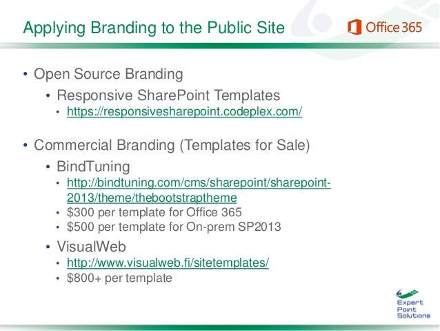 Office 365 Website Templates. office 365 website template ...