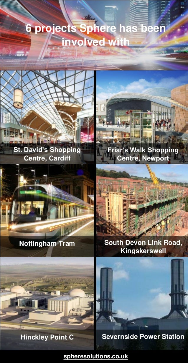 6 projects Sphere has been involved with spheresolutions.co.uk St. David's Shopping Centre, Cardiff Friar's Walk Shopping ...