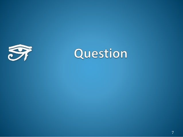 Question1 How many people do you use Open Source Software? 8