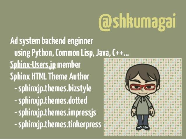 Sphinx HTML Theme Hacks Slide 2