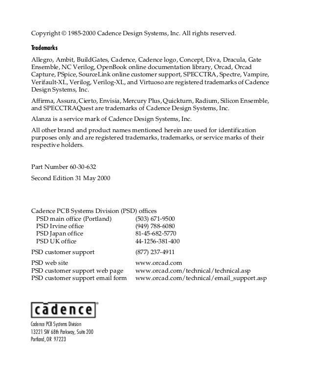 cadence nc verilog simulator user guide