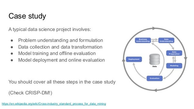 A typical data science project involves: ● Problem understanding and formulation ● Data collection and data transformation...