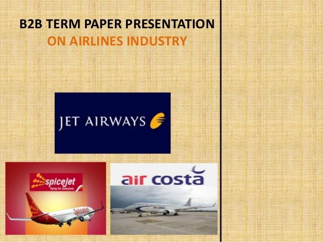 airline industry essay 18 Iii introduction to the airline industry course textbook table of contents introduction   1.