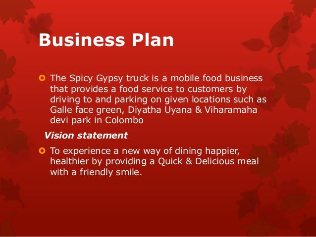 Spicy Gypsy Food Truck