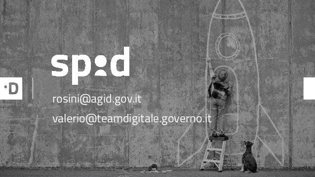rosini@agid.gov.it valerio@teamdigitale.governo.it