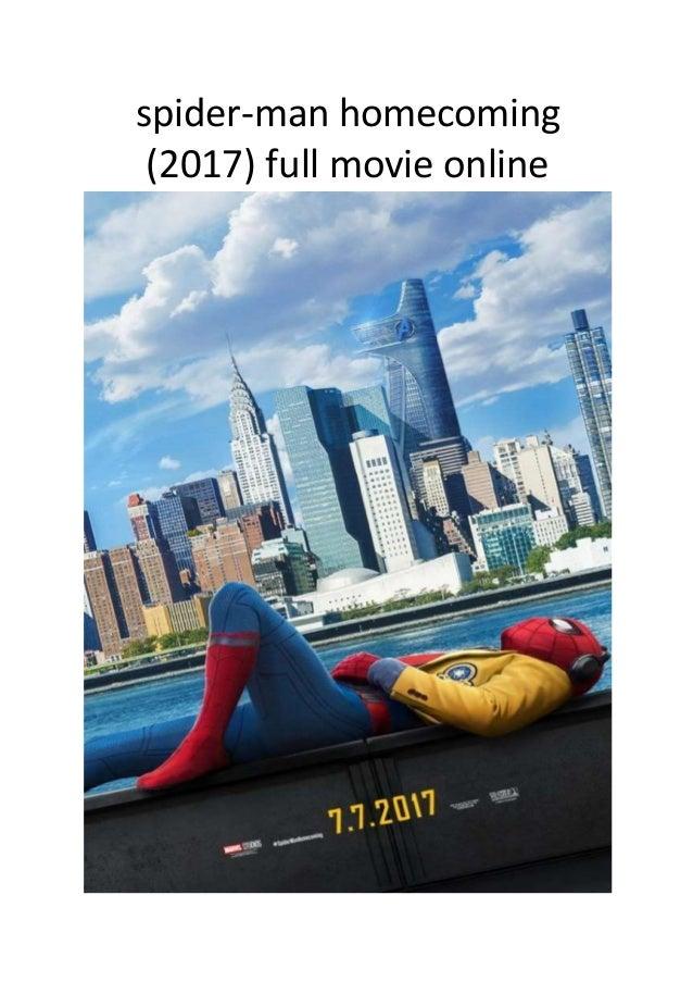Spiderman Homecoming Watch Online