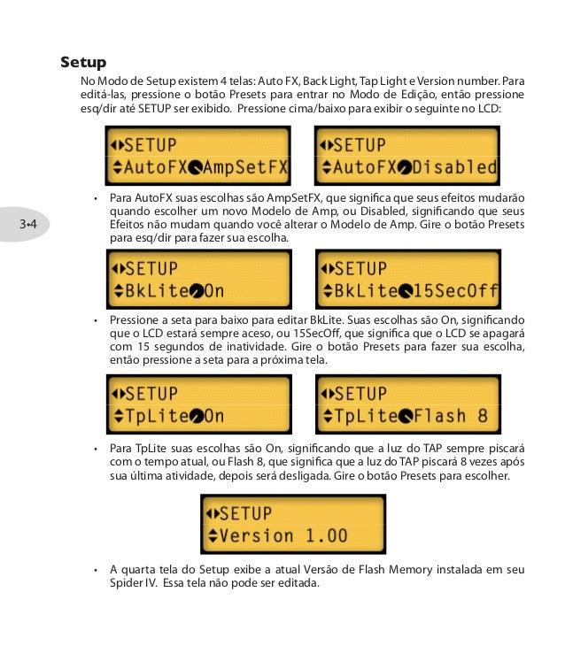 Line 6 Spider Iv Manual