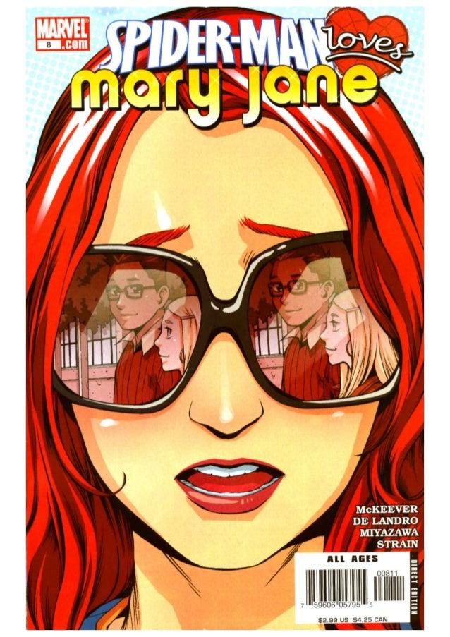 Spiderman   mary jane 06