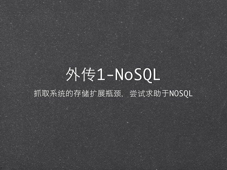 -NoSQL Cassandra              bug                                       Randompatitioning        Crawler              Craw...