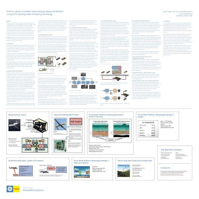 Avionics sensor simulation and prototype design workstation using COTS reconfigurable computing technology James Falasco, ...