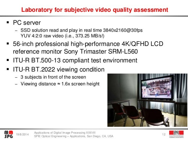 Comparison of compression efficiency between HEVC and VP9
