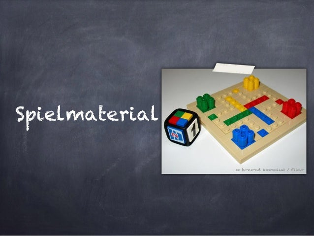 Spielmaterial  cc b<-nc-nd kosmolaut / Flickr