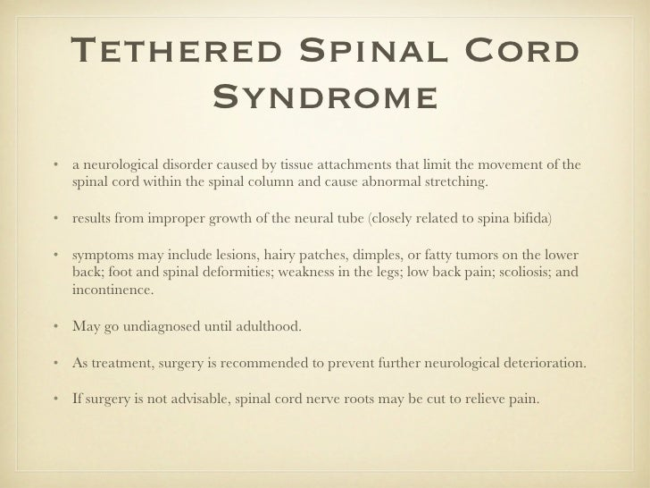 the history on spina bifida spinal cord What is sb glossary information  in osd, the spinal cord may not grow the right way and can cause serious problems as a child grows up  spina bifida occulta.