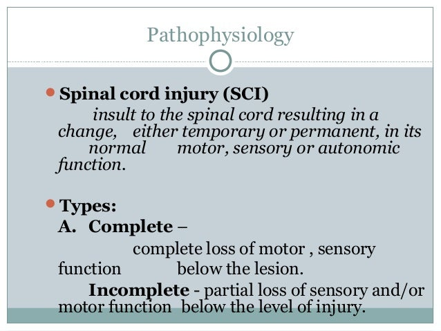 brain injury tbi and or spinal cord injury sci Links to spinal cord injury  field of traumatic brain injury:  the eastern paralyzed non-profit organization dedicated to serving the needs of spinal cord.