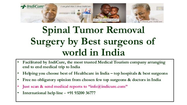• Facilitated by IndiCure, the most trusted Medical Tourism company arranging end to end medical trip to India • Helping y...
