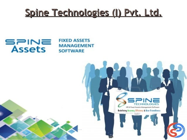 Spine Fixed Asset Management Software